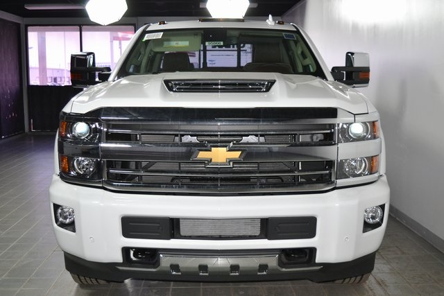 2019 Silverado 3500 Crew Cab 4x4,  Pickup #95866 - photo 3