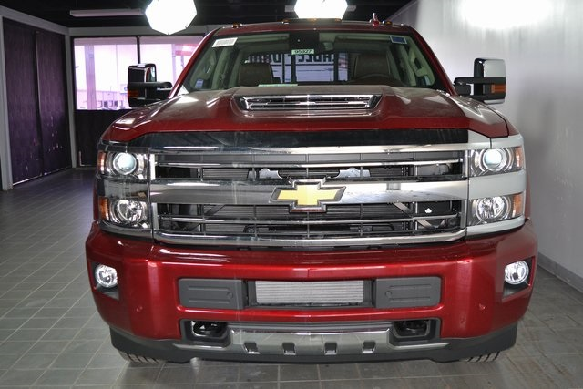 2019 Silverado 2500 Crew Cab 4x4,  Pickup #95927 - photo 3