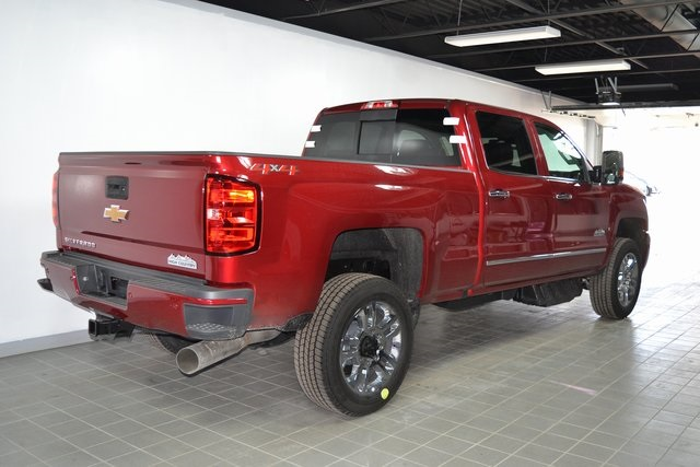 2019 Silverado 2500 Crew Cab 4x4,  Pickup #95927 - photo 2