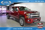 2019 Silverado 2500 Crew Cab 4x4,  Pickup #95927 - photo 1