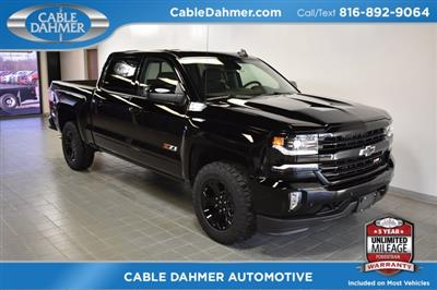 2018 Silverado 1500 Crew Cab 4x4,  Pickup #95960 - photo 1