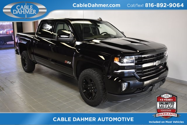 2018 Silverado 1500 Crew Cab 4x4,  Pickup #95966 - photo 1