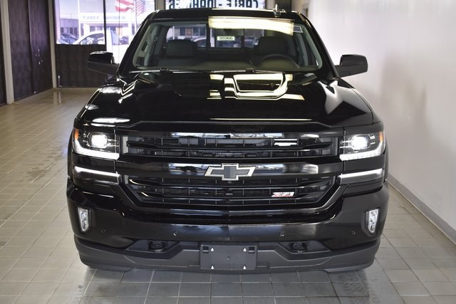 2018 Silverado 1500 Crew Cab 4x4,  Pickup #95966 - photo 4