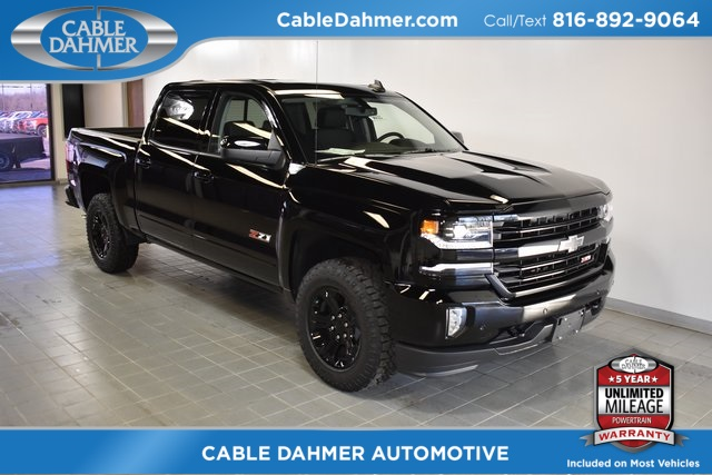 2018 Silverado 1500 Crew Cab 4x4,  Pickup #96023 - photo 1