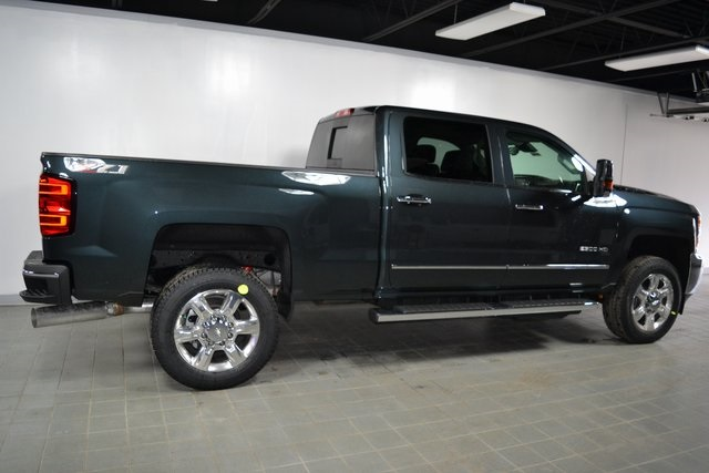 2019 Silverado 2500 Crew Cab 4x4,  Pickup #96221 - photo 1