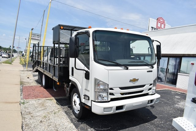 2019 LCF 4500 Regular Cab 4x2, Wil-Ro Dovetail Landscape #96339 - photo 1