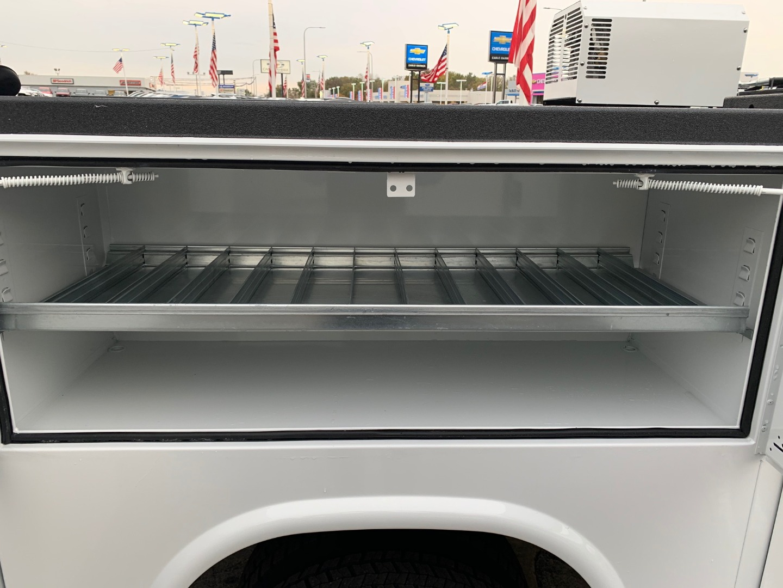 2019 Silverado 5500 Regular Cab DRW 4x4, Knapheide Crane Body #97532 - photo 13