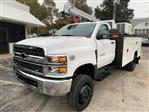2019 Chevrolet Silverado 5500 Regular Cab DRW 4x4, Knapheide Crane Body #97532 - photo 1