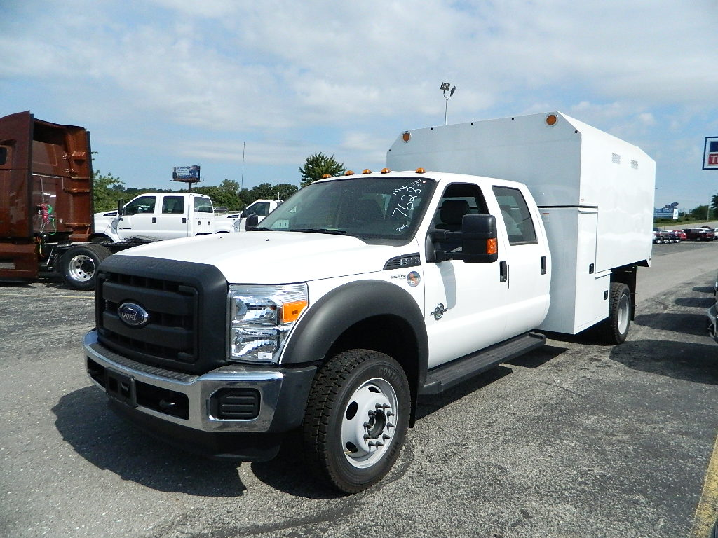 2016 F-550 Crew Cab DRW 4x4, Knapheide Other/Specialty #378091 - photo 6