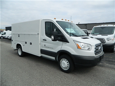 2017 Transit 350 HD DRW, Knapheide KUV KUV #393294 - photo 1