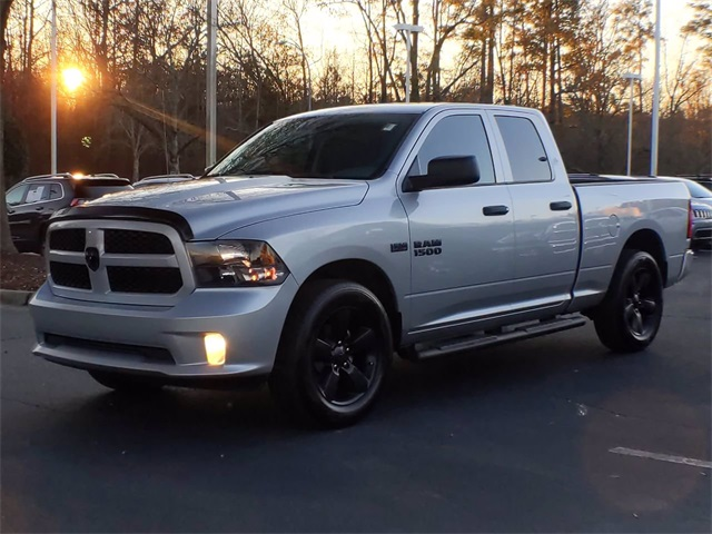 2018 Ram 1500 Quad Cab, Pickup #DTR01188 - photo 13