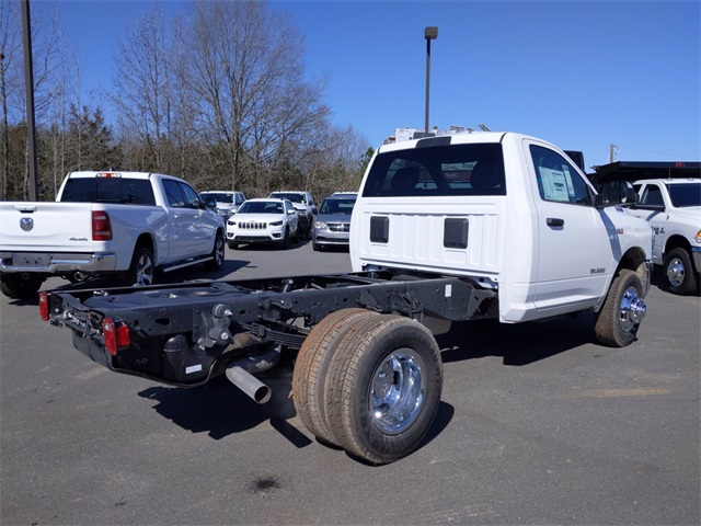 2020 Ram 3500 Regular Cab DRW 4x2, Cab Chassis #DTR06130 - photo 1