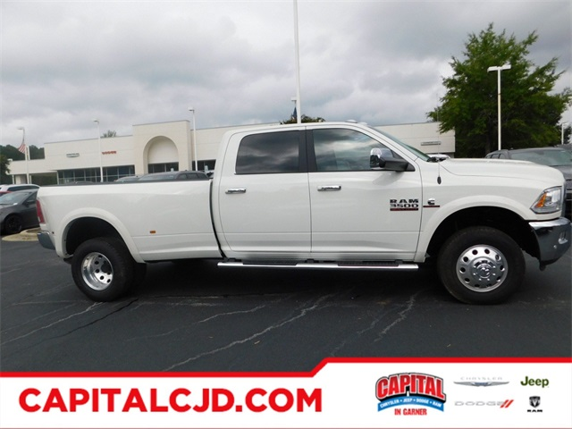 2018 Ram 3500 Crew Cab DRW 4x4,  Pickup #DTR32349 - photo 3