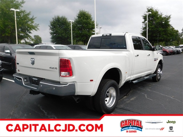 2018 Ram 3500 Crew Cab DRW 4x4,  Pickup #DTR32349 - photo 2