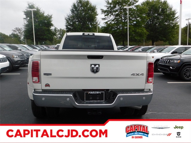 2018 Ram 3500 Crew Cab DRW 4x4,  Pickup #DTR32349 - photo 4