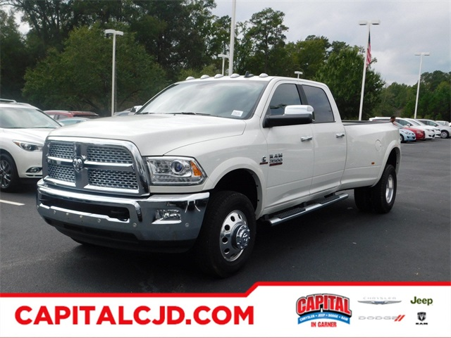 2018 Ram 3500 Crew Cab DRW 4x4,  Pickup #DTR32349 - photo 7