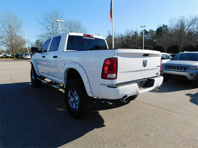2018 Ram 1500 Crew Cab 4x4,  Pickup #DTR37633 - photo 5