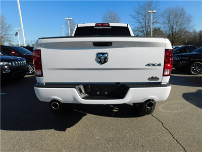 2018 Ram 1500 Crew Cab 4x4,  Pickup #DTR37633 - photo 4
