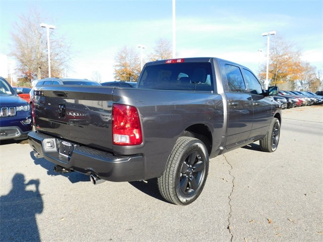 2018 Ram 1500 Crew Cab 4x4,  Pickup #DTR42423 - photo 2