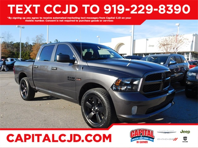 2018 Ram 1500 Crew Cab 4x4,  Pickup #DTR42423 - photo 1