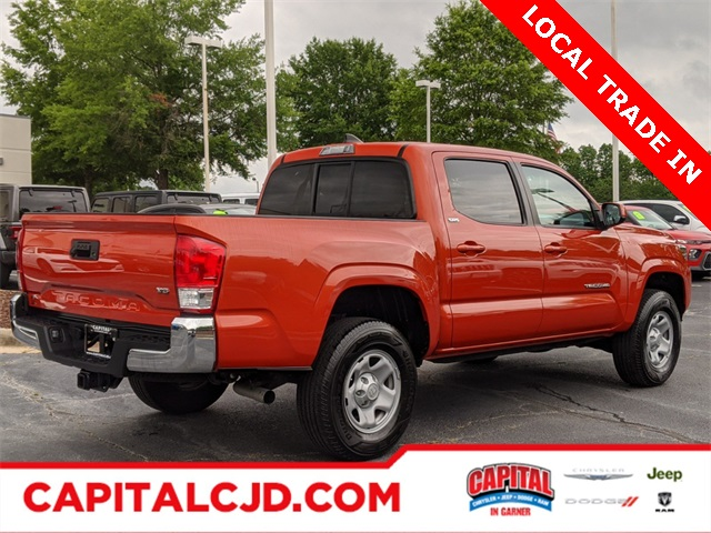 2016 Toyota Tacoma Double Cab 4x2, Pickup #J61743A - photo 1