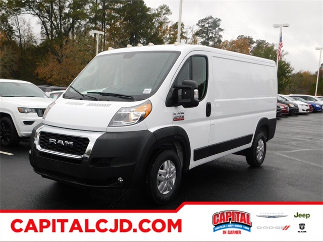 2019 ProMaster 1500 Standard Roof FWD,  Empty Cargo Van #R00834 - photo 5