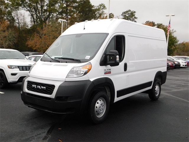 2019 ProMaster 1500 High Roof FWD,  Empty Cargo Van #R00906 - photo 8