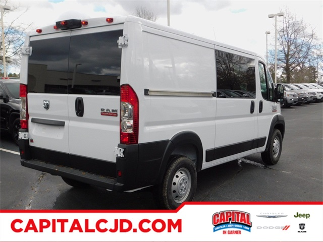 2019 ProMaster 1500 Standard Roof FWD,  Empty Cargo Van #R00908 - photo 4