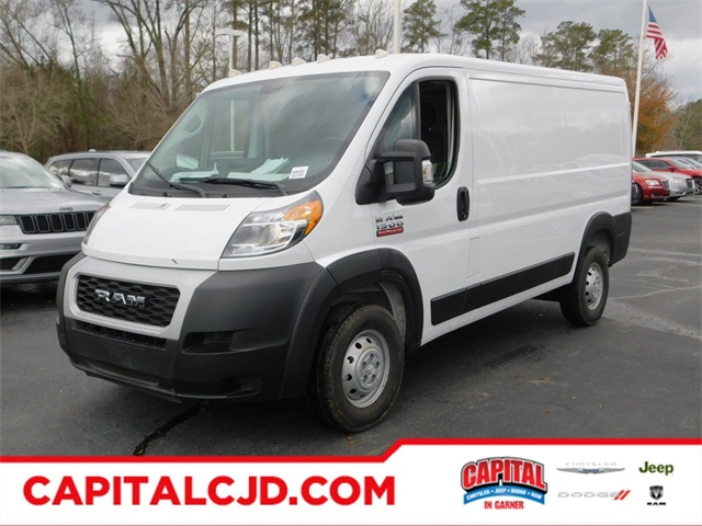 2019 ProMaster 1500 Standard Roof FWD,  Empty Cargo Van #R00908 - photo 8