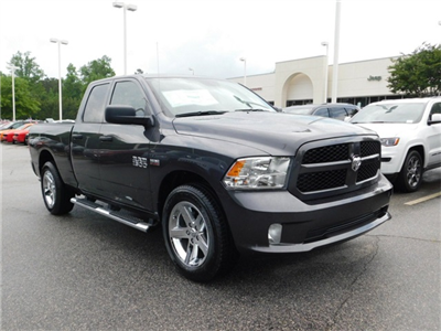 2018 Ram 1500 Quad Cab 4x4,  Pickup #R01173 - photo 10