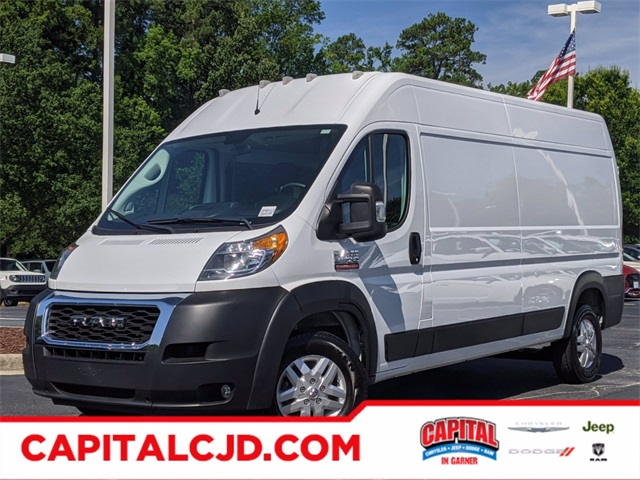 2019 ProMaster 2500 High Roof FWD,  Empty Cargo Van #R01375 - photo 11