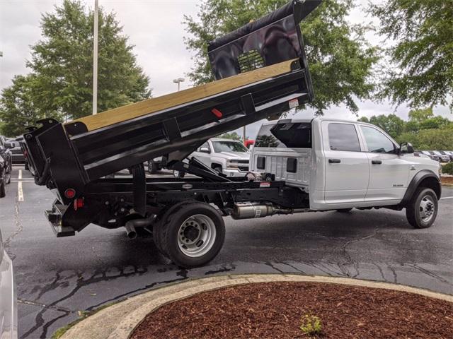 2020 Ram 5500 Crew Cab DRW 4x4, Freedom Dump Body #R02590 - photo 1
