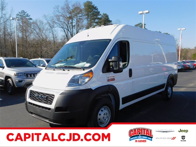 2019 ProMaster 2500 High Roof FWD,  Empty Cargo Van #R03350 - photo 8