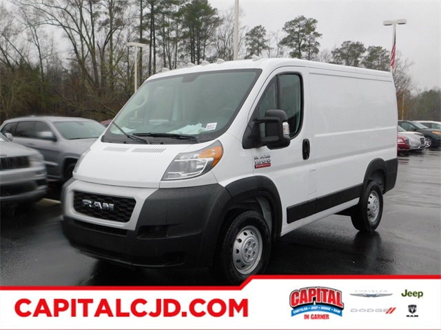 2019 ProMaster 1500 Standard Roof FWD,  Empty Cargo Van #R05877 - photo 10