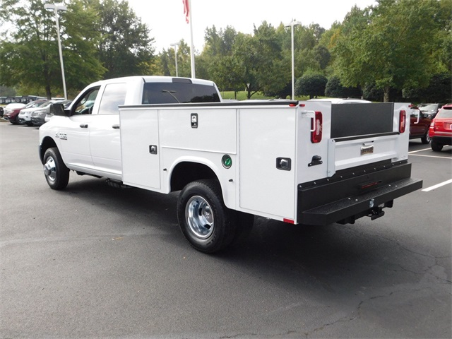 2018 Ram 3500 Crew Cab DRW 4x2,  Knapheide Service Body #R06274 - photo 5