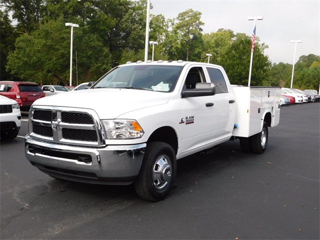 2018 Ram 3500 Crew Cab DRW 4x2,  Knapheide Service Body #R06274 - photo 7