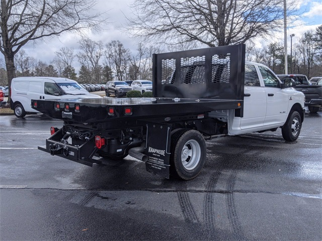 2020 Ram 3500 Crew Cab DRW 4x4, Knapheide Platform Body #R06894 - photo 1