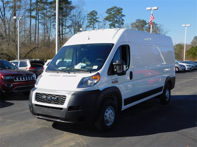2019 ProMaster 2500 High Roof FWD,  Empty Cargo Van #R08436 - photo 8