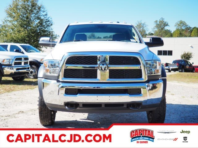 2018 Ram 4500 Crew Cab DRW 4x2,  Knapheide Platform Body #R10777 - photo 3