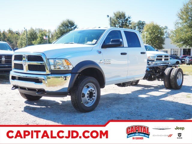 2018 Ram 4500 Crew Cab DRW 4x2,  Knapheide Platform Body #R10777 - photo 5