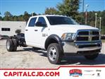 2018 Ram 4500 Crew Cab DRW 4x2,  Knapheide Platform Body #R10777 - photo 1