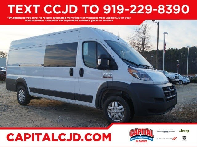 2017 ProMaster 2500 High Roof, Cargo Van #R11134 - photo 1
