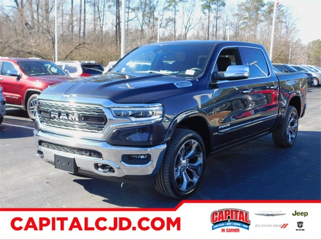 2019 Ram 1500 Crew Cab 4x4,  Pickup #R12936 - photo 4