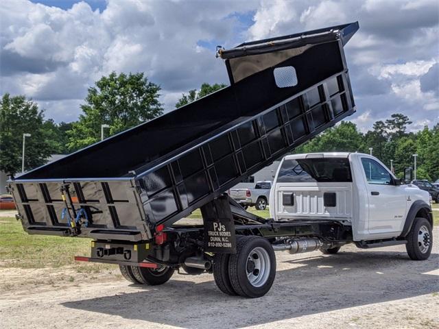 2019 Ram 5500 Regular Cab DRW 4x2, PJ's Dump Body #R15092 - photo 1