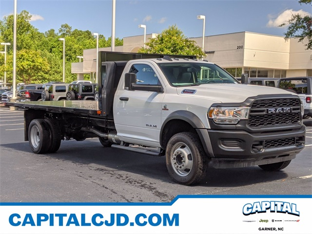 2019 Ram 5500 Regular Cab DRW 4x2, PJ's Platform Body #R15099 - photo 1