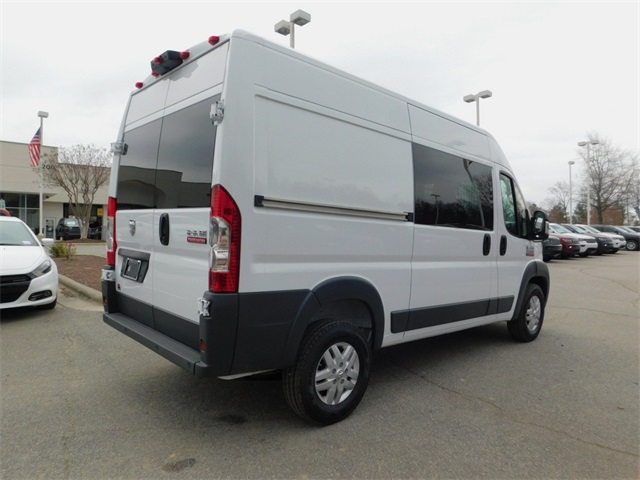 2018 ProMaster 1500 High Roof FWD,  Empty Cargo Van #R18664 - photo 4