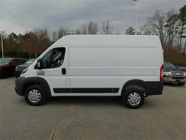 2018 ProMaster 1500 High Roof FWD,  Empty Cargo Van #R18664 - photo 7