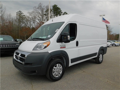 2018 ProMaster 1500 High Roof FWD,  Empty Cargo Van #R18664 - photo 8