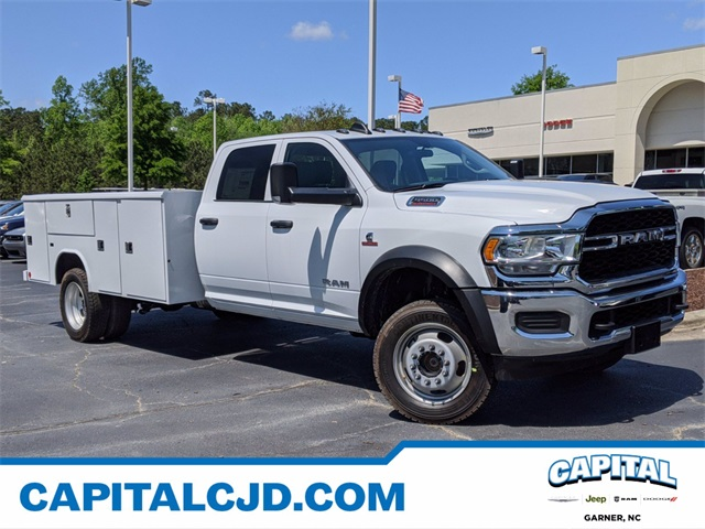 2020 Ram 5500 Crew Cab DRW 4x4, Reading Service Body #R19902 - photo 1