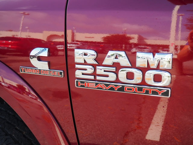2018 Ram 2500 Crew Cab 4x4 Pickup #R21016 - photo 8